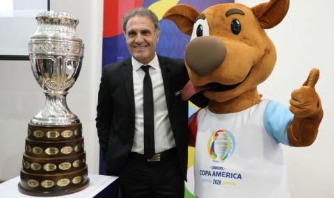 Официално: Бразилия ще е домакин на Копа Америка