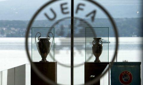 УЕФА иска да премести финала на Шампионска лига