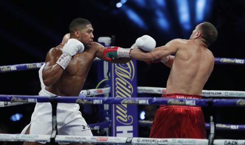 Бивш световен шампион по бокс: Антъни Джошуа със сигурност използва допинг - 1