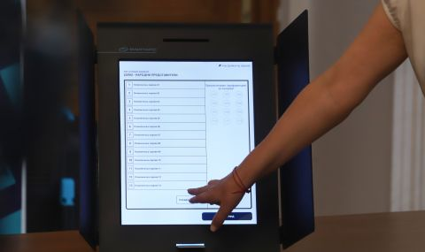 ЦИК ще купи още 1600 машини за гласуване за изборите на 14 ноември - 1