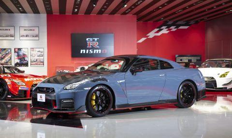 Nissan oбнови GT-R Nismo за моделната 2022 година