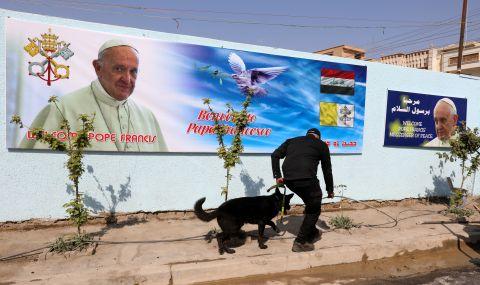 Посещението на папата в Ирак ще помогне на християнското малцинство