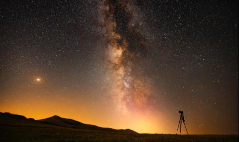 Броят на обитаемите светове в Млечния път може да възлиза на няколко десетки хиляди