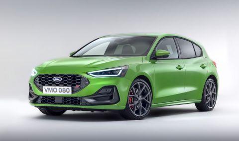 Новият Ford Focus дебютира с огромен екран в интериора - 1