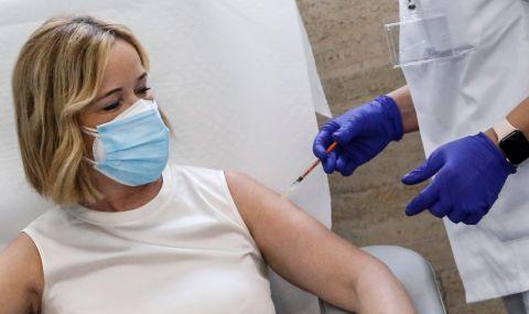 В САЩ са ваксинирани над 4,2 млн. души, в Русия – над 800 000