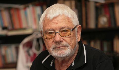 Недялко Йорданов осмя фалшивата новина за смъртта си със стихотворение