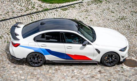 Тествахме новото BMW M4 Competition - 12