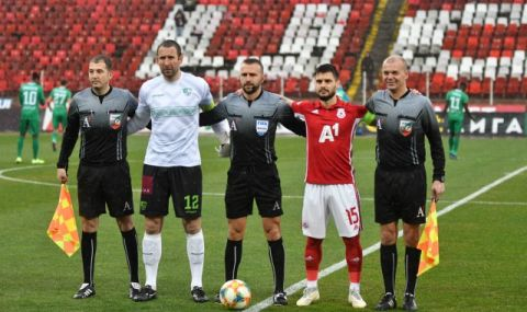 Стана ясно кой ще надува свирката на финала за Суперкупата на България
