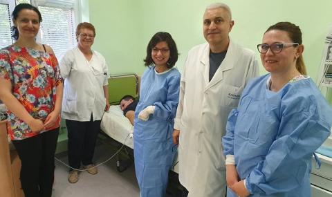 Лекарство за спинална мускулна атрофия вече и в България