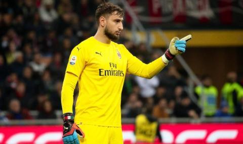 ПСЖ и Милан ще разменят вратарите си