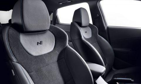 Hyundai представи най-мощнатa Коna  - 6