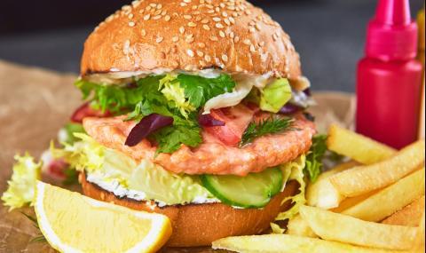 Рецепта на деня: Детски ракбургер