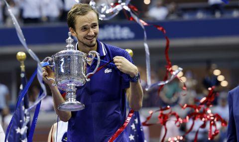 Даниил Медведев поднесе голямата изненада на US Open - 1