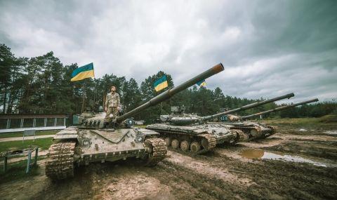 Приемането на Украйна в НАТО би било ужасна грешка