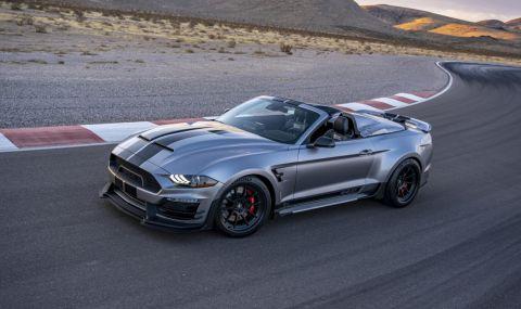Най-мощният и бърз Ford Mustang - 1