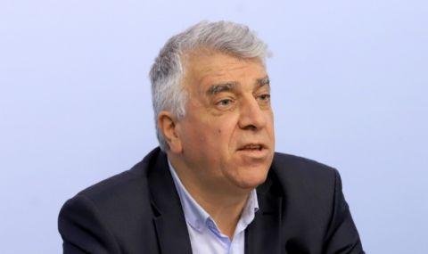 """Румен Гечев: """"Да, България"""" си подава топката с ДПС"""