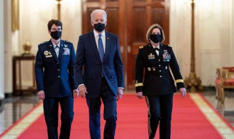 Сенатор сряза Джо Байдън за думите му за Русия