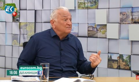 Сашо Диков за Борисов: На този човек не му дреме от абсолютно нищо!