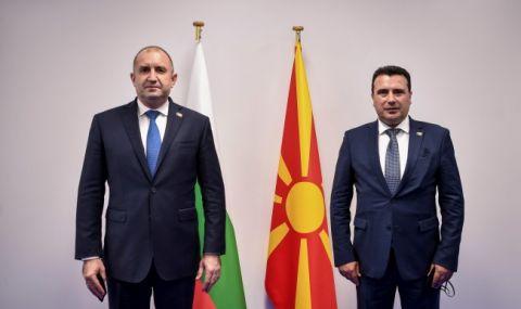Пристига Зоран Заев