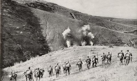 14 септември 1918 г. Битката при Добро поле - 1