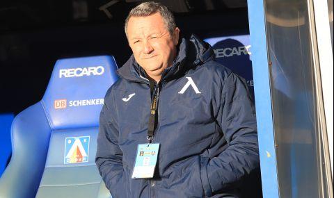 От Левски: Ръководството на клуба категорично застава зад Стоянович - 1