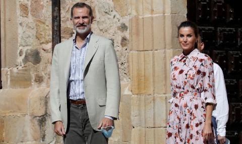 Каталуния иска оттеглянето на испанския крал