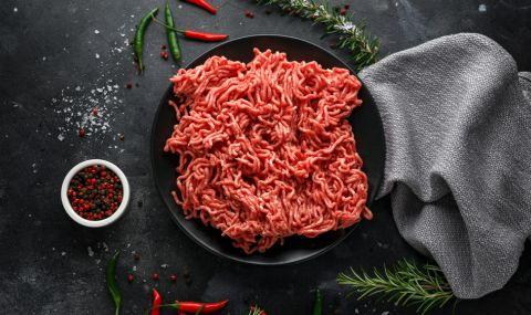 Грешки при готвенето на телешка кайма