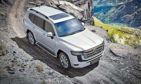 Toyota спира производството на новия Land Cruiser. За нов всъдеход ще се чака... четири години - 1