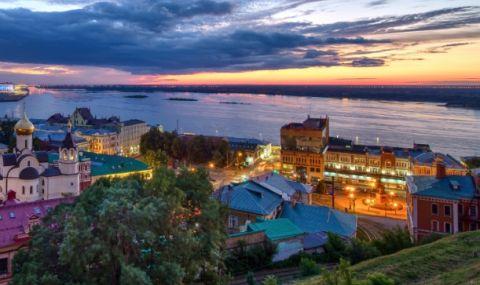 40 отровени в Нижни Новгород - 1