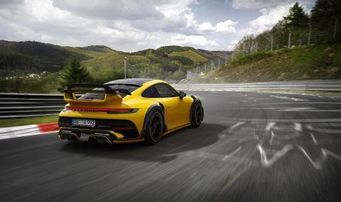 TechArt показа чудовищно Porsche 911 Turbo S - 1