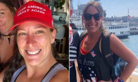 Ето коя е жената, убита в Конгреса на САЩ
