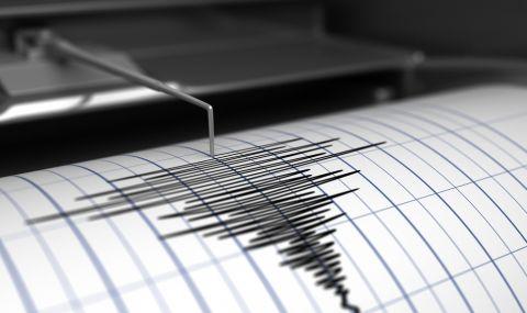 Силно земетресение удари Филипините - 1