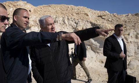 Нетаняху получи мандат за формиране на ново правителство на Израел