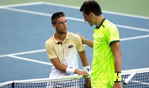 Скандален тенисист признал, че е излъгал, че е заразен с коронавирус