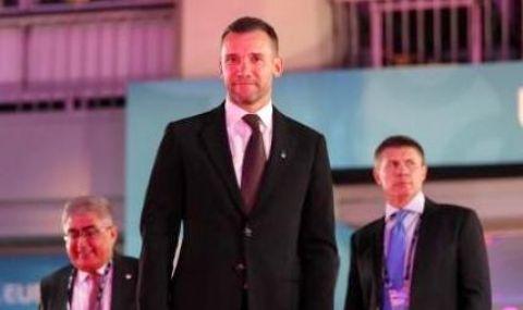 Шевченко мечтае да бъде треньор на Милан