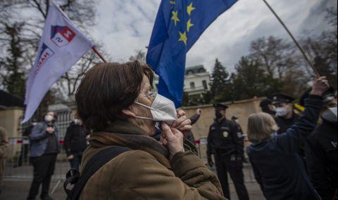 Русия изгони 20 чешки дипломати
