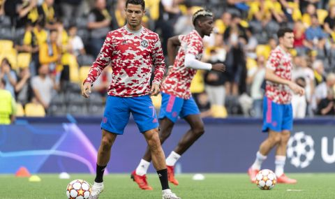 Манчестър Юнайтед с драматична победа, Роналдо пак бележи (ВИДЕО) - 1
