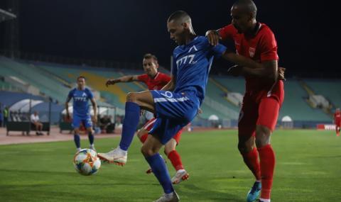 Няколко руски клуба следят национал от Левски