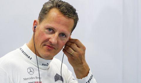 След години чакане отново ще видим Михаел Шумахер - 1