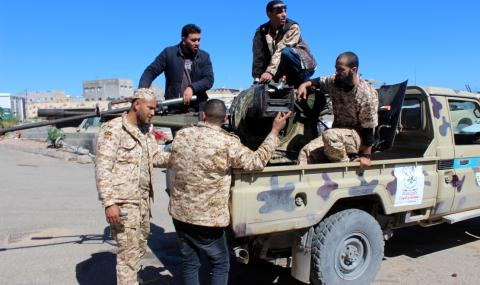 Турция обвини Франция, че подкрепя грешната страна в Либия