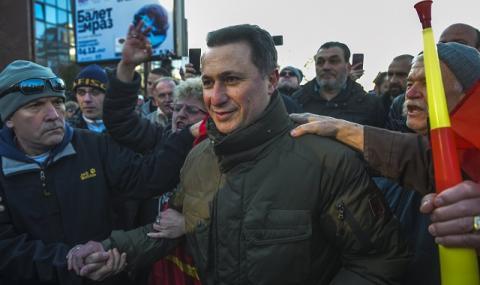 Будапеща към Скопие: Няма да ви предадем беглеца Груевски