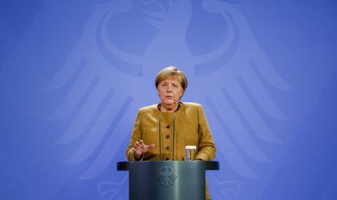 Кралят на Испания награди Ангела Меркел - 1
