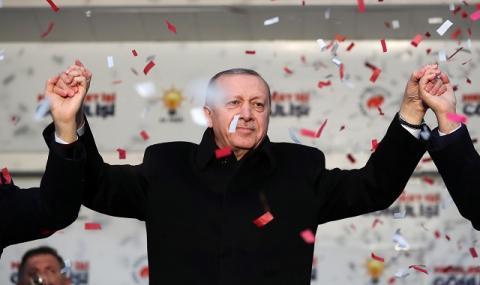 Назрява ли бунт срещу Ердоган?