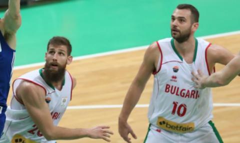 Загуба за България на старта на квалификациите за европейско първенство