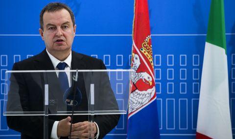 Партньорството между Сърбия и Русия е на върха