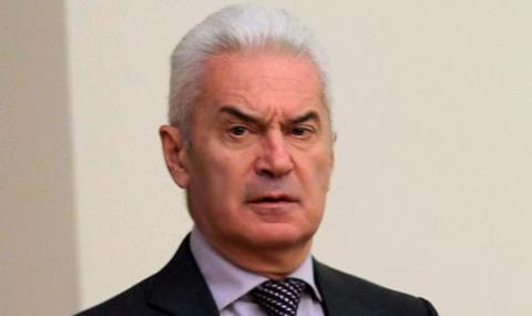 Сидеров: Борисов да ремонтира тоалетната на ареста, може да му се наложи
