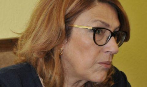 Буруджиева: Резултатите на вота ще са с процент-два движение
