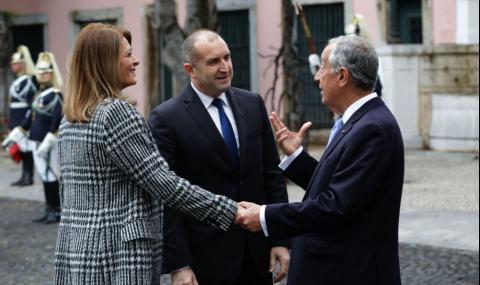 Отложиха визитата на португалския президент у нас
