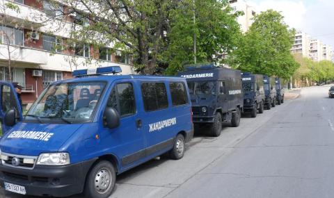 Полицейска операция в Кърджали заради коронавируса