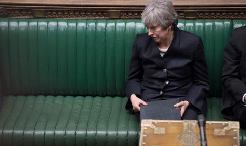 Британският парламент провежда най-дългата сесия от 350 г.